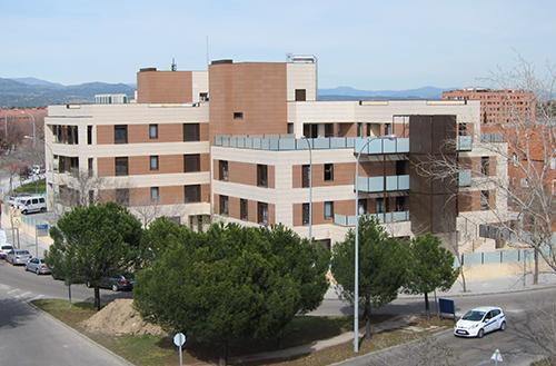 Centro de Recursos Tres Cantos- Fundación Polibea