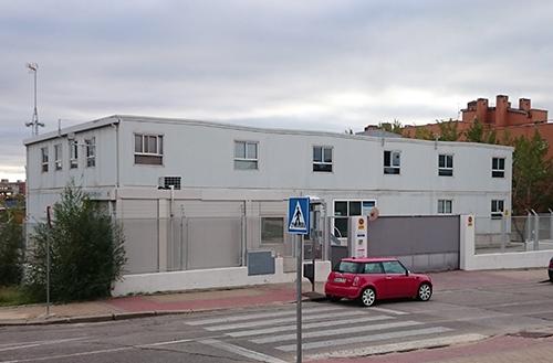 Edificio Polibea Sur